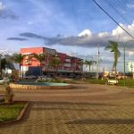 Imagem de uma praça referência da cidade para quem quer um escritório de contabilidade em Cidade Ocidental de Goiás
