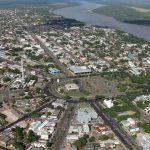 Foto aérea da cidade, representando a Contabilidade em Boa Vista