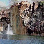 Foto de cachoeira da cidade, representando a contabilidade em Macaíba
