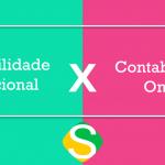 INFOGRÁFICO: Contabilidade Tradicional X Contabilidade Online
