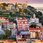 foto da cidade, representando o programa de imersão em Lisboa