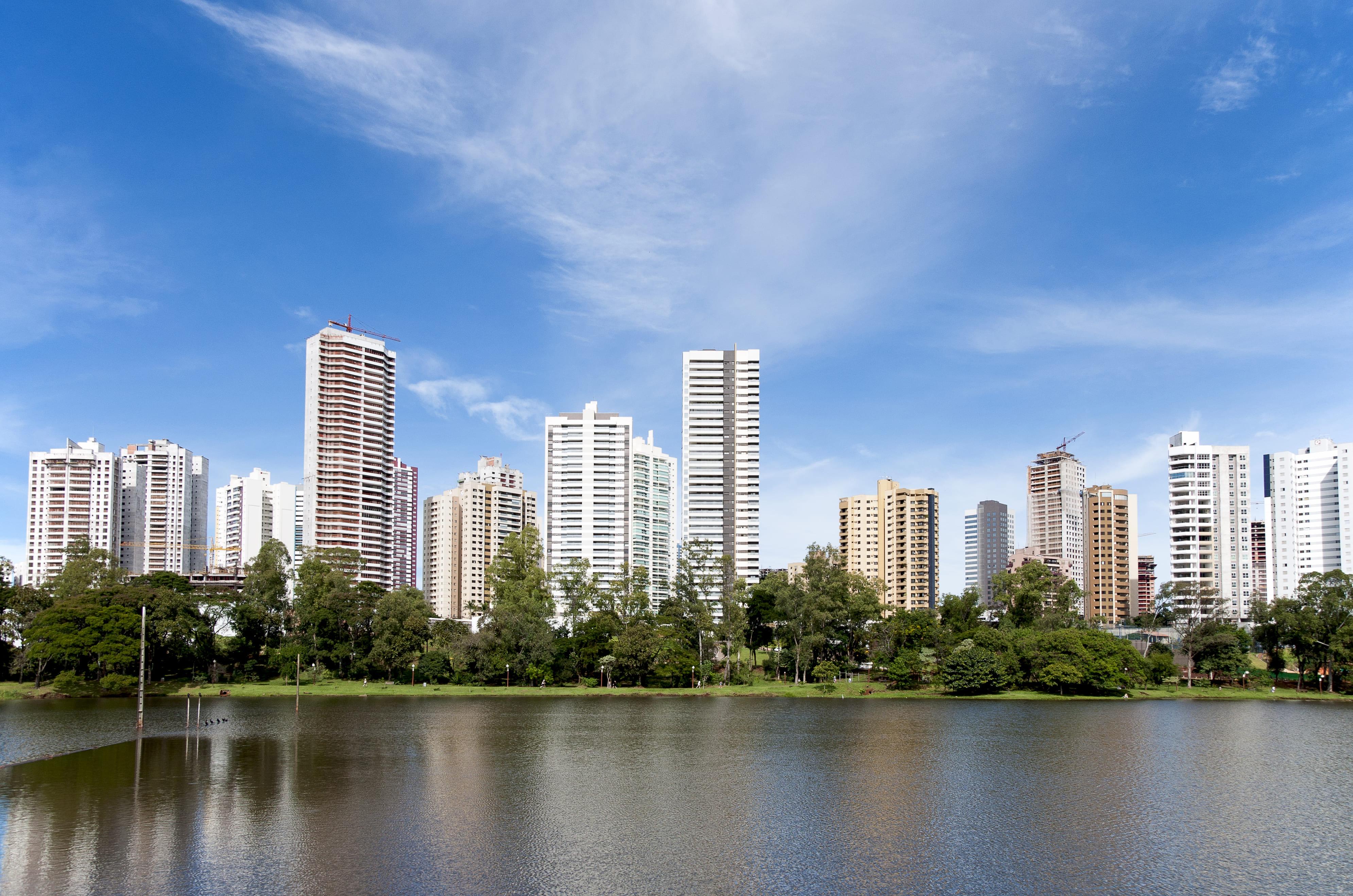 Imagem da cidade para quem deseja abrir empresa em Londrina