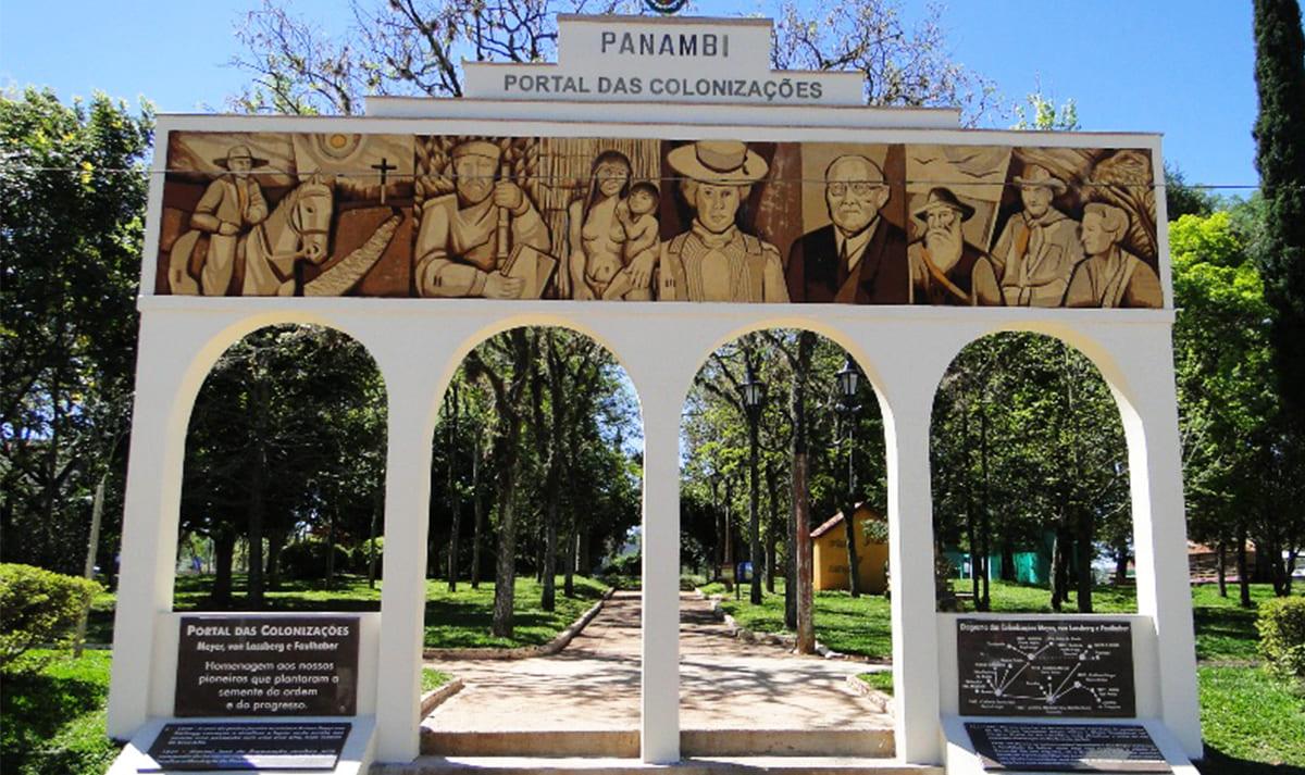 Imagem do portal da colonização para inspirar quem deseja escolher um escritório de contabilidade em Panambi