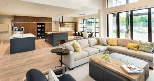 Imagem de um apartamento com móveis planejados para inspirar o empresário que quer abrir uma loja de móveis planejados