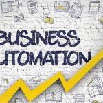Imagem que contem as palavras automação empresarial para remeter ao assunto abordado no texto