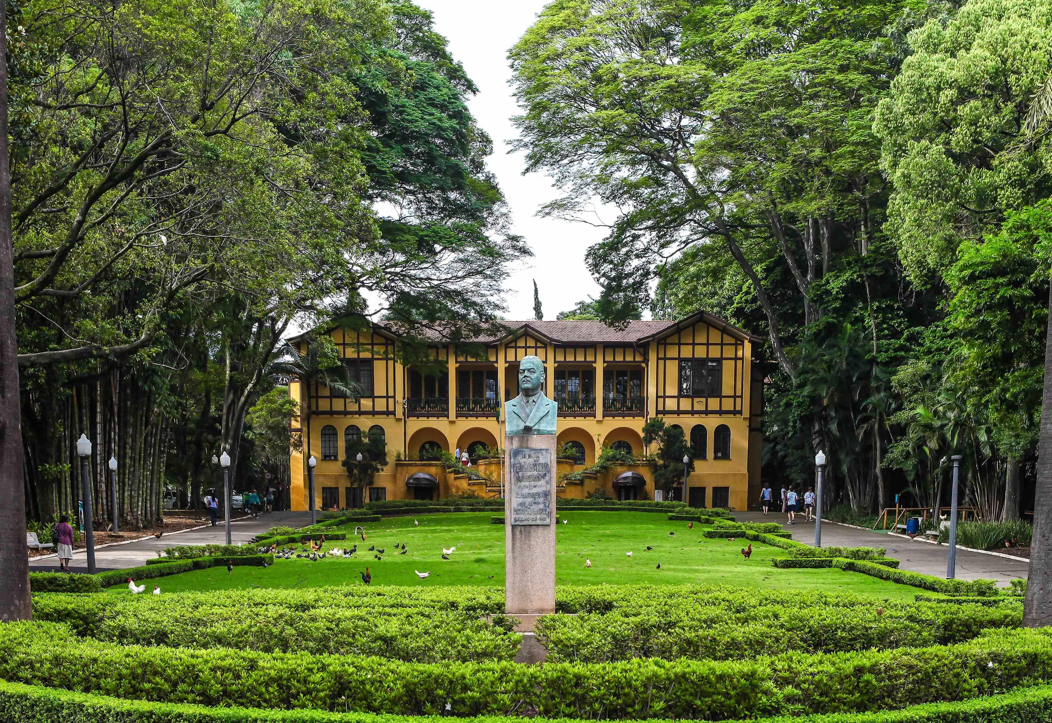 Imagem do parque do bairro para remeter ao empreendedor que deseja abrir empresa na Barra Funda