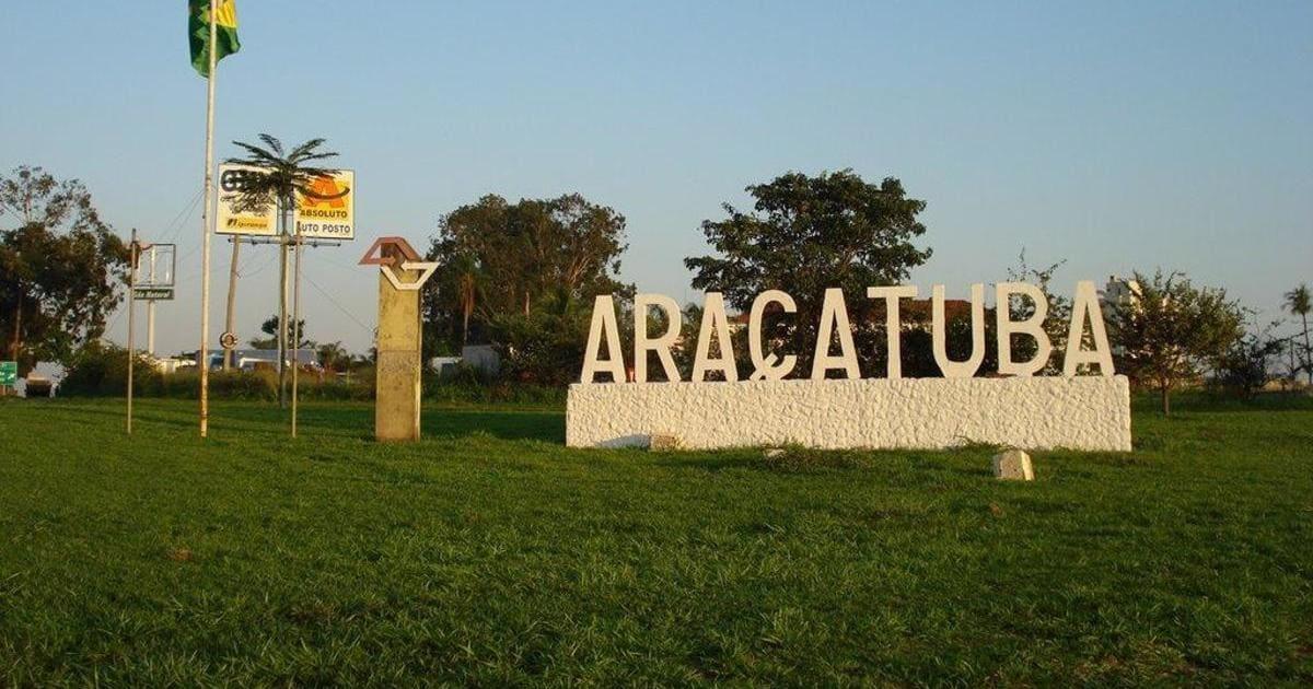 foto de entrada da cidade, representando como abrir empresa em araçatuba