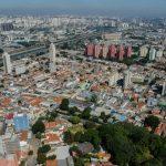 foto aérea do bairro, representando abrir empresa na casa verde