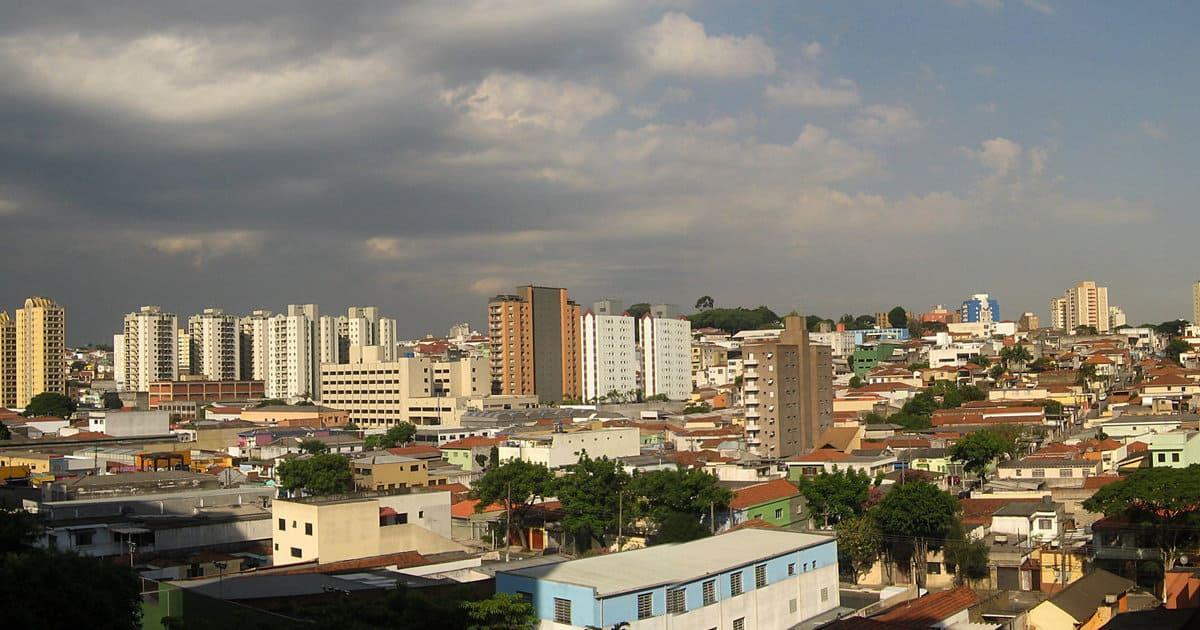 foto do bairro, representando a contabilidade na casa verde - são paulo