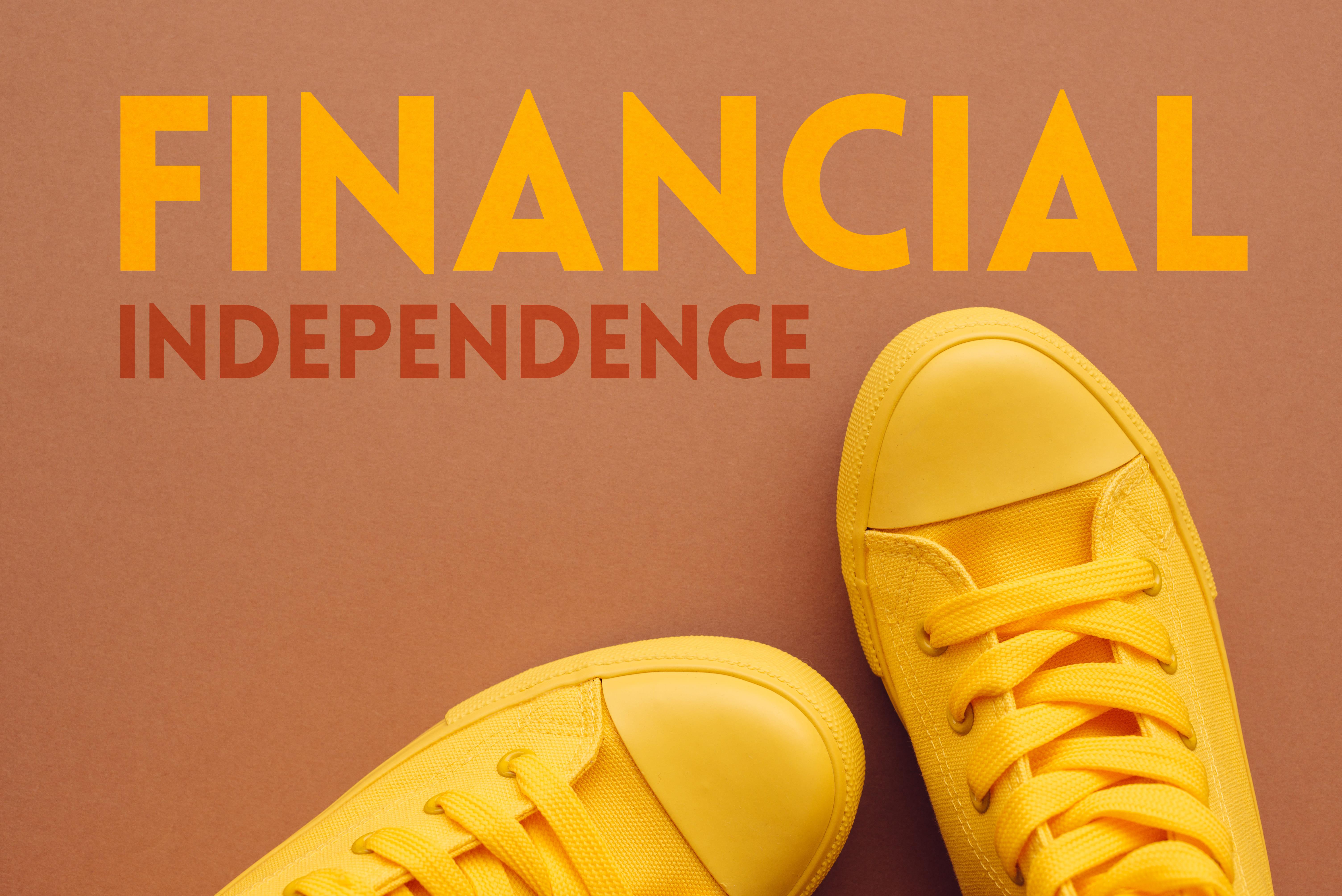Imagem que contém a palavra independência financeira para remeter ao assunto abordado no texto