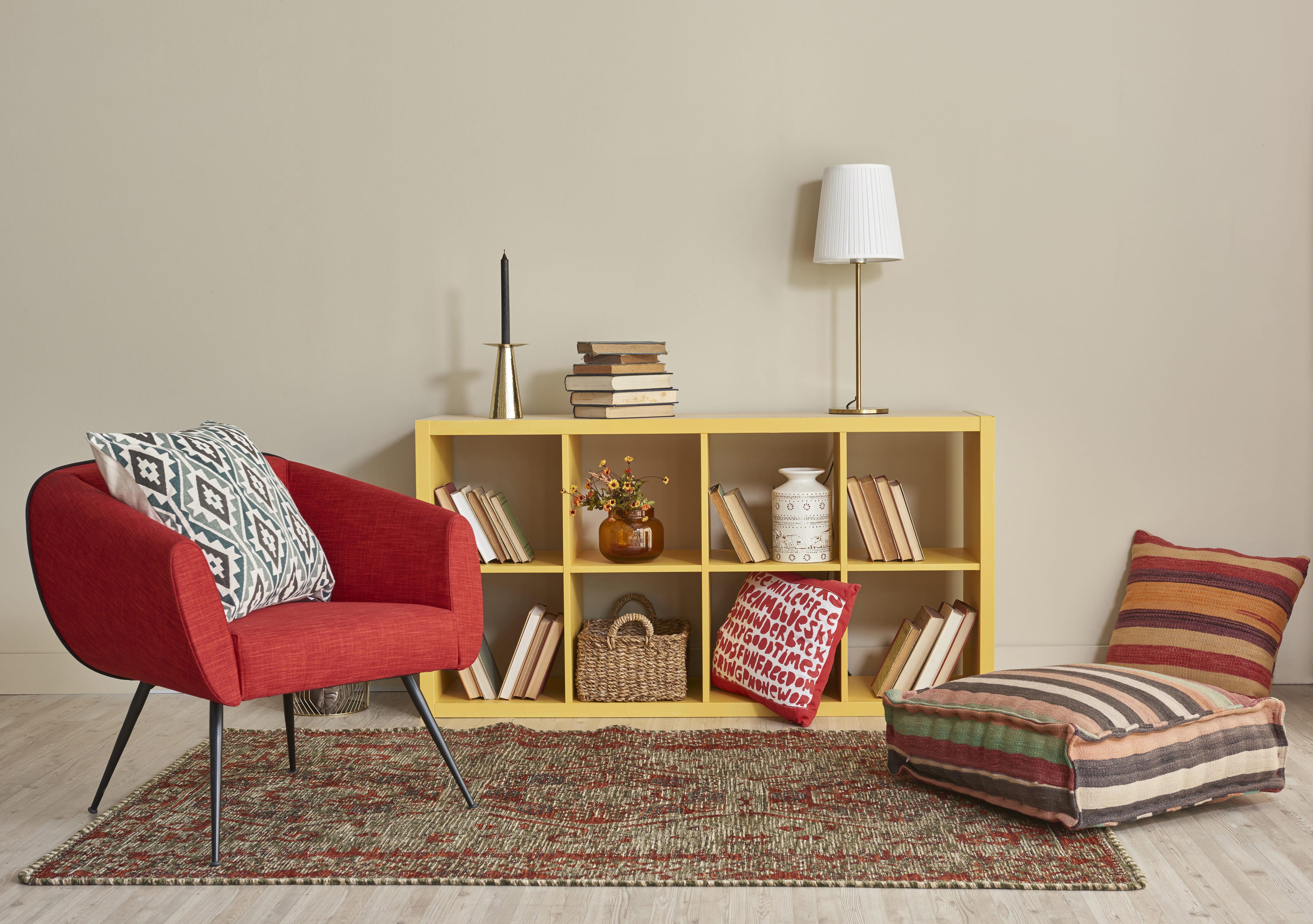 Imagem de um ambiente da casa que foi decorado para inspirar o empreendedor a montar um serviço de decoração de ambientes