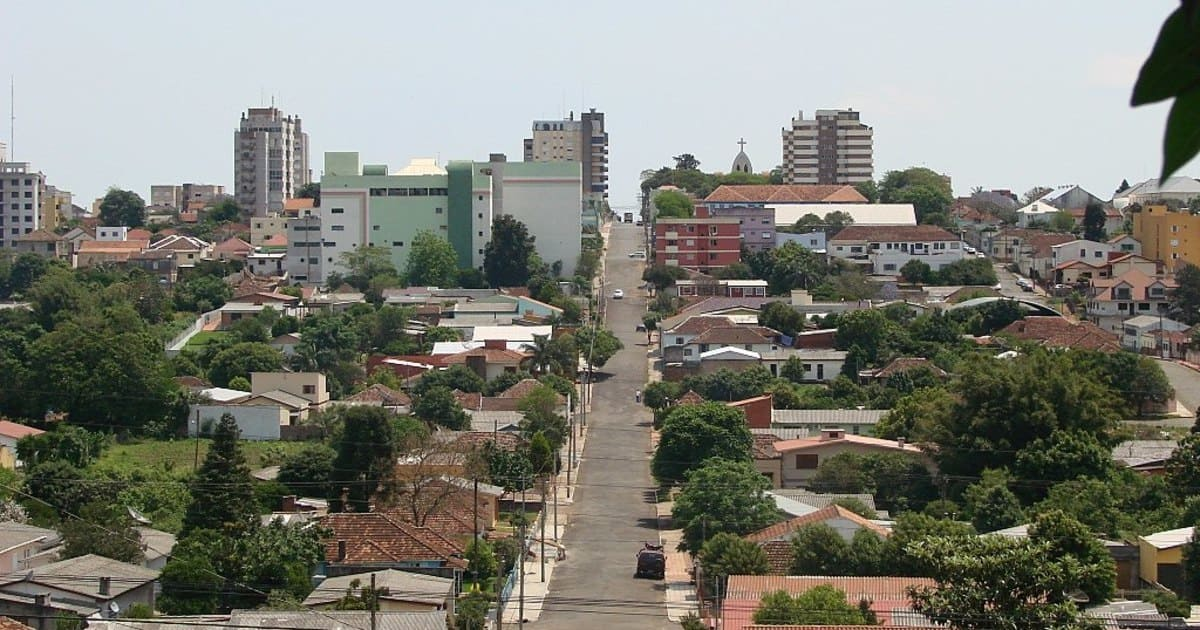 Imagem da cidade representando como escolher um escritório de contabilidade em Cruz Alta