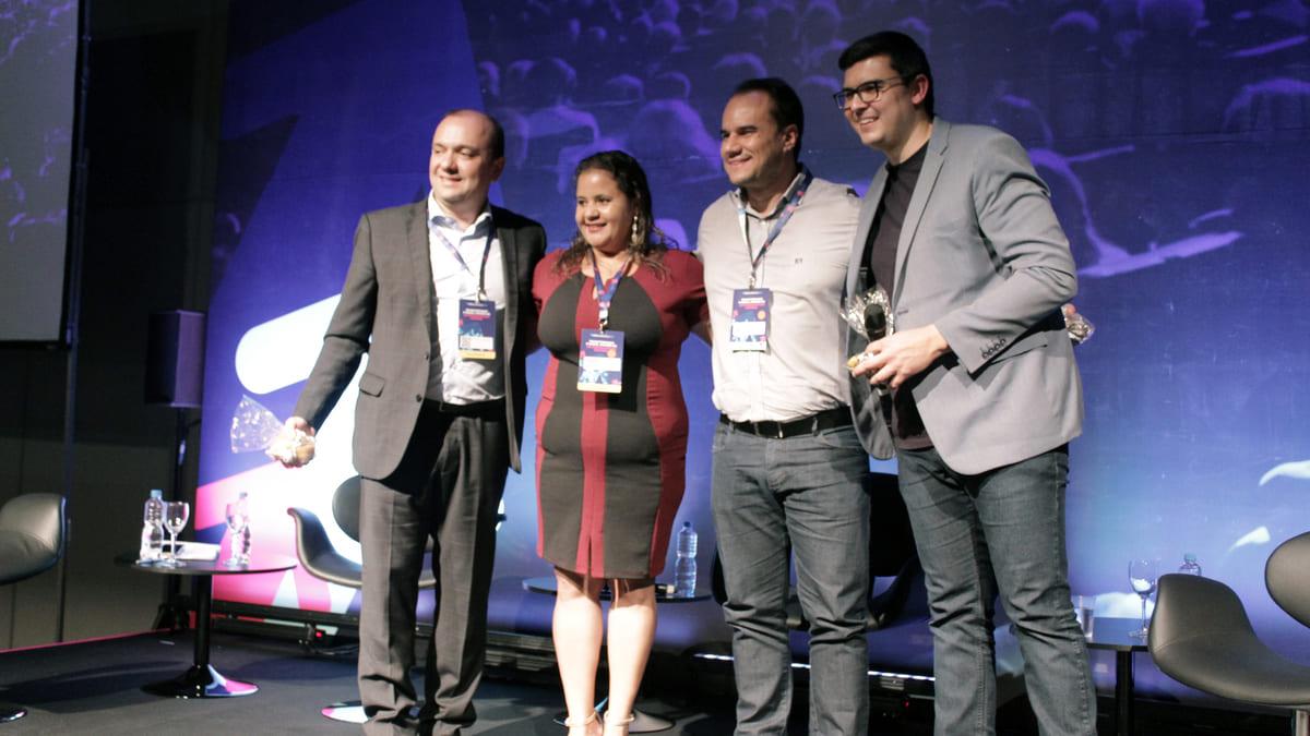 foto de palestrantes do nibo conference