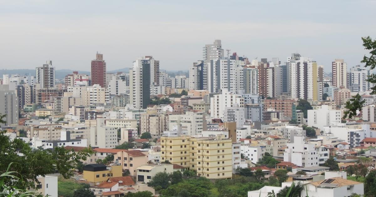 foto de prédios da cidade, representando como abrir empresa em divinópolis