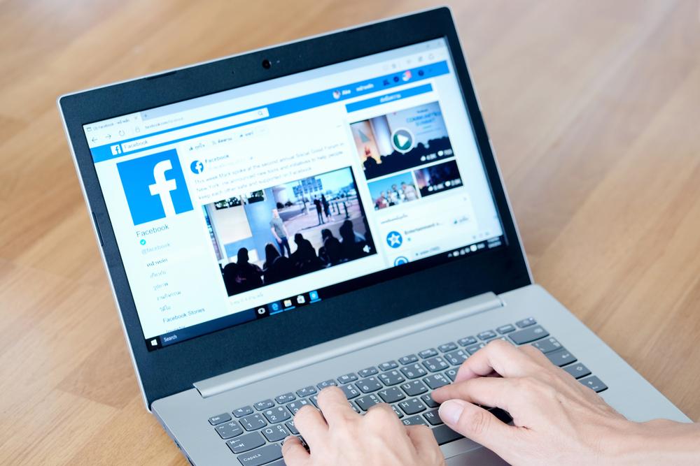Facebook para contabilidade