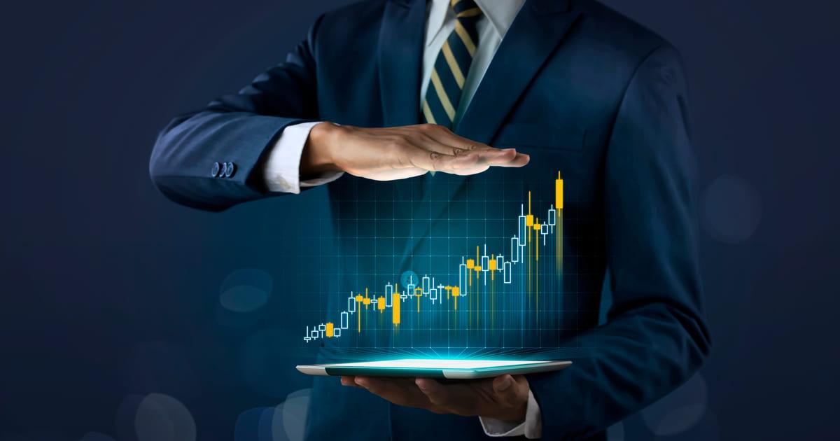 Imagem de um empreendedor representando a cultura de crescimento da empresa