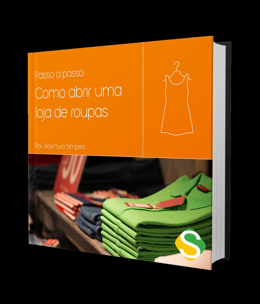 """imagem da capa do ebook """"saiba como abrir uma loja de roupas"""""""