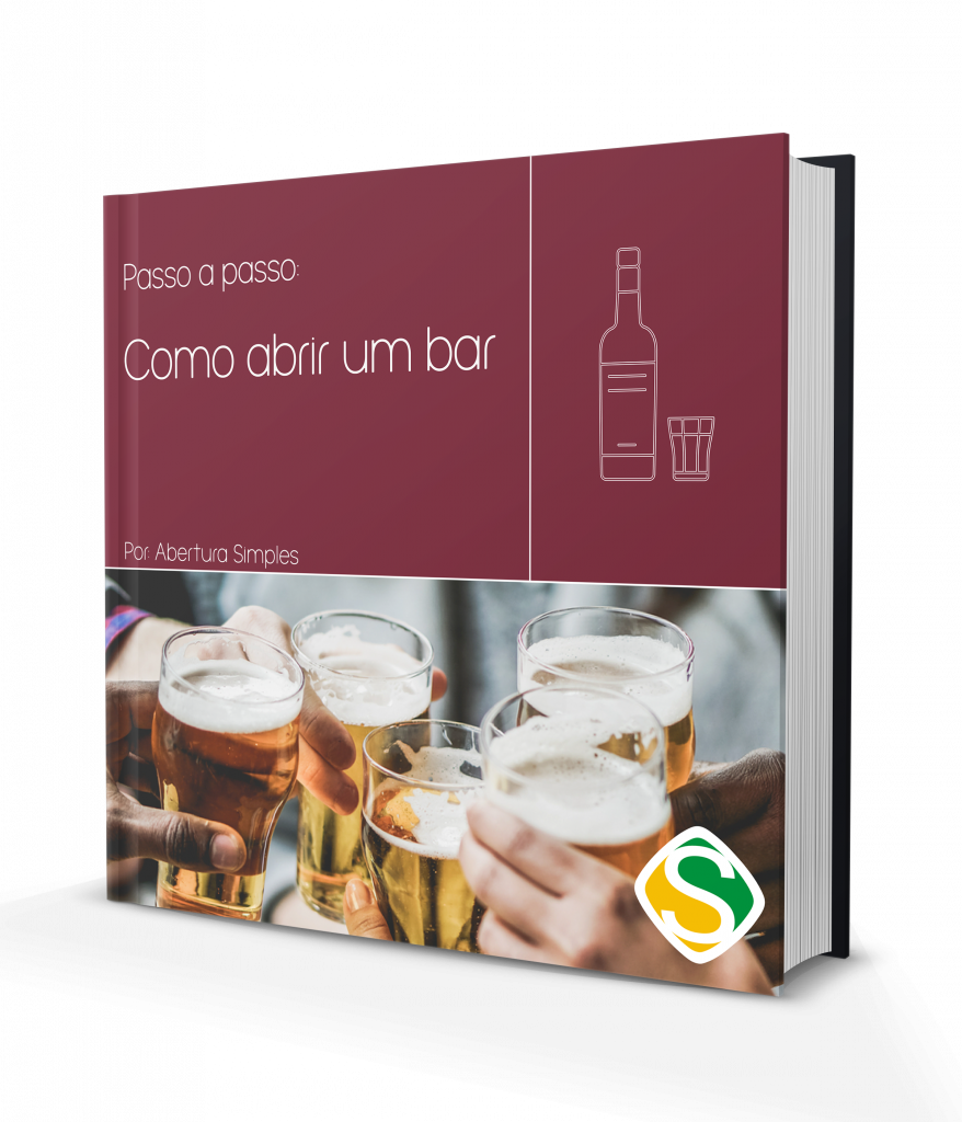 """imagem da capa do ebook """"saiba como abrir um bar"""""""