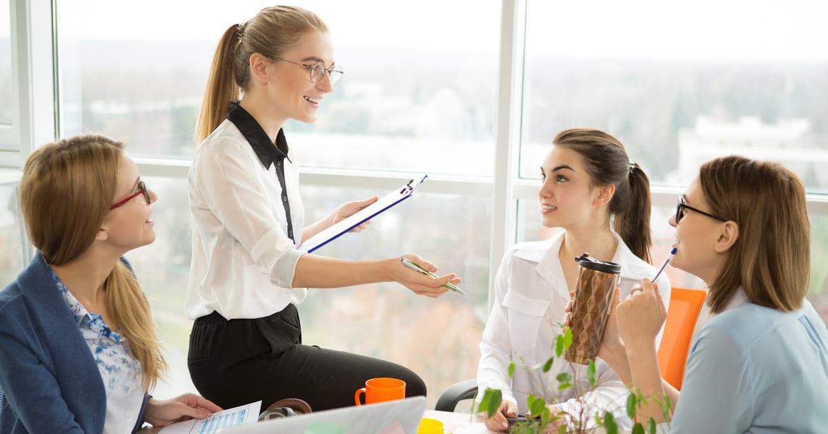 Imagem de empresárias para remeter ao empreendedorismo feminino cresce no país