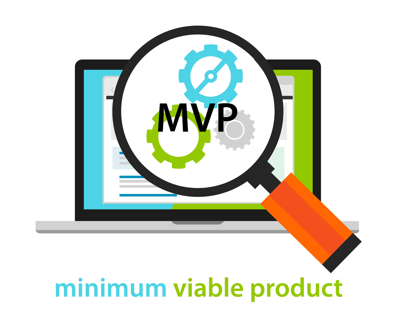 Imagem da sigla para remeter ao empreendedor que deseja saber o que é MVP