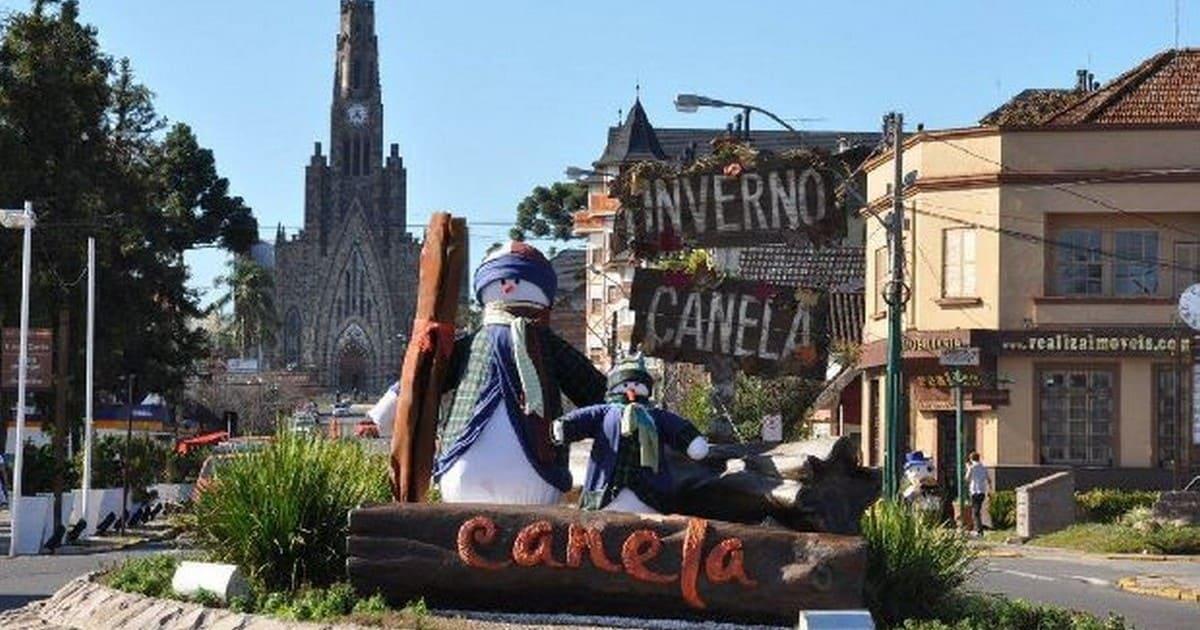Imagem da cidade para remeter quem deseja um escritório de contabilidade em Canela