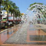 foto de praça da cidade, representando abrir empresa no centro de camaçari