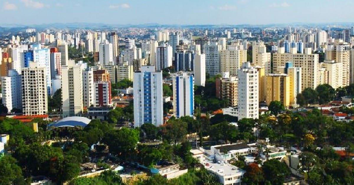 Foto da cidade de São José dos Campos, representando a contabilidade no jardim apolo