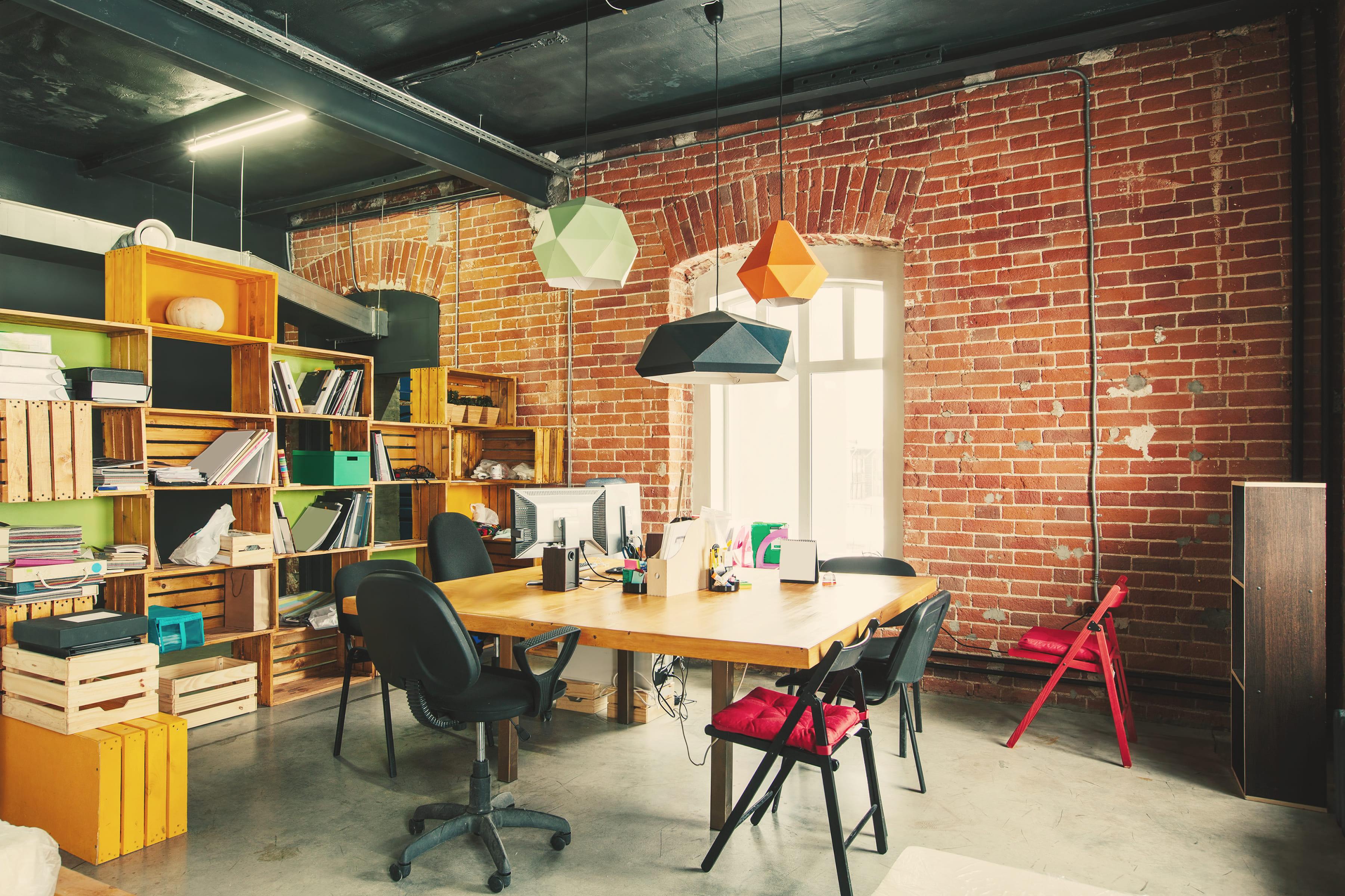 Imagem de uma garagem para remeter quem deseja abrir uma loja em casa