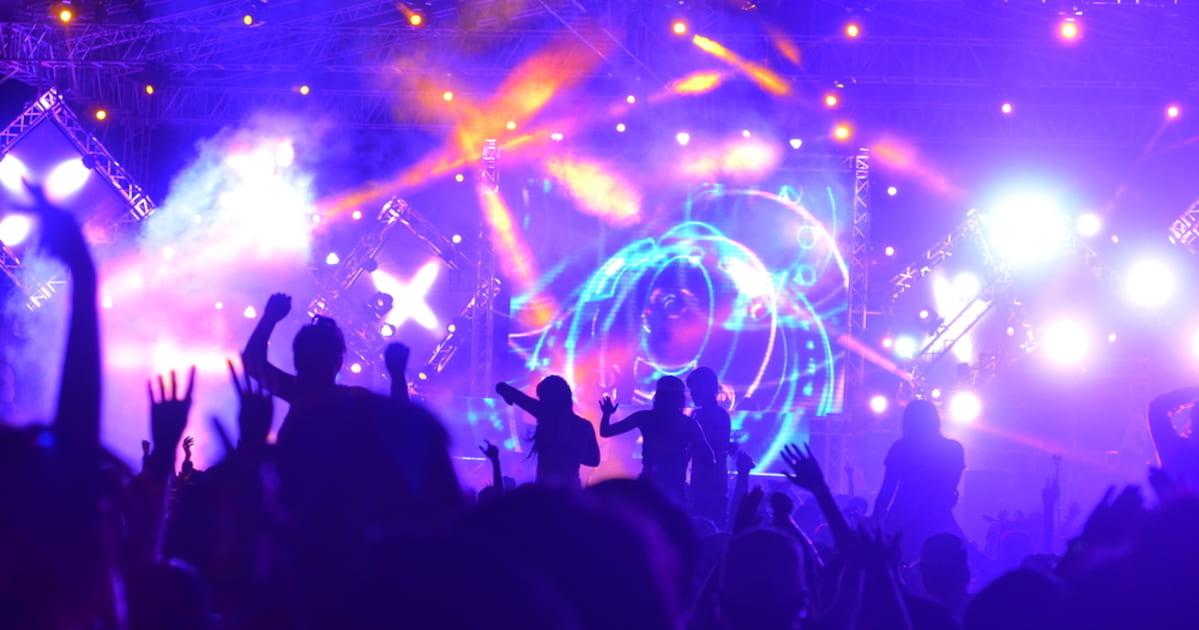 Imagem de uma festa, representando Contabilidade para Casa de Shows