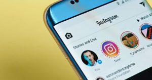 Imagem do logo do stories para remeter ao Instagram Stories Ads