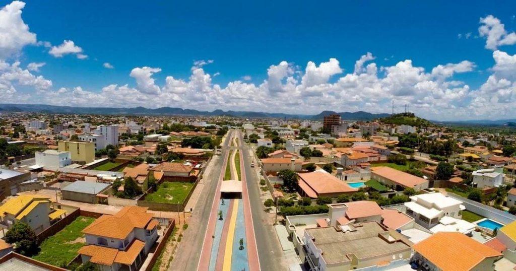 foto da cidade, representando como abrir empresa em guanambi