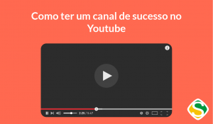 thumbnail da matéria com passo a passoa para fazer vídeos do youtube de sucesso