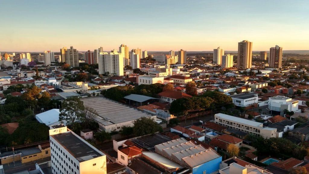 foto da cidade, representando como abrir empresa em araraquara