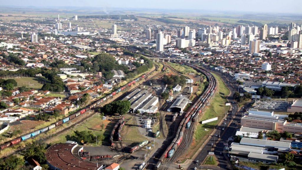foto da cidade, representando a contabilidade em araraquara