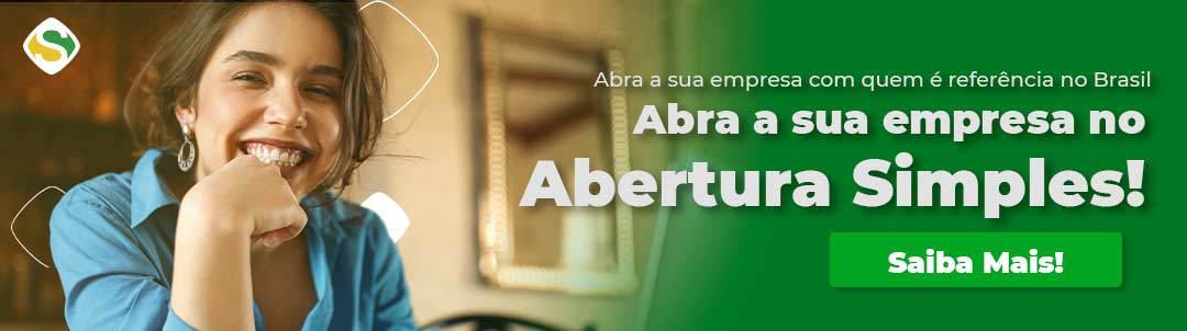 Abra a sua empresa com quem é referência no Brasil! Abra a sua empresa no Abertura Simples. Saiba mais!
